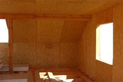 дома из sip панелей, строительство и продажа